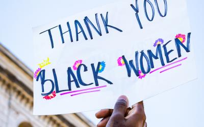 Score 3 Startup Board Initiative – Black Women First